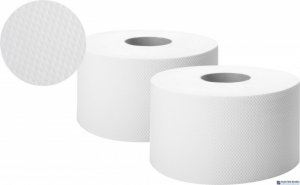 Papier toaletowy JUMBO/STANDARD biały 130/1 LX/ESTETIC 78965210