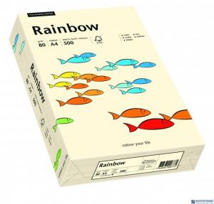 Papier ksero kolorowy RAINBOW kremowy R03 88042249