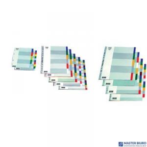 Przekładka A4 MAXI 12 kolorów PP 6032 BA NTEX/E17210220/100205086