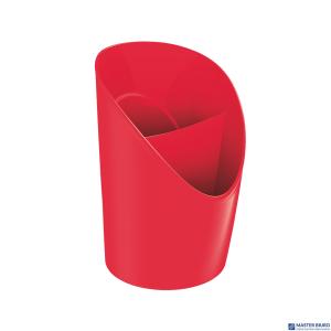 Kubek na długopisy VIVIDA czerwony ESSELTE 623942