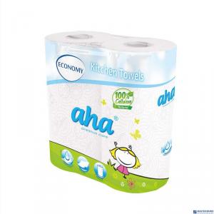 Ręcznik AHA  biały SMART (2)