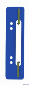 Wąsy do skoroszytu DURABLE Flexi granatowe (250szt) 6901-07
