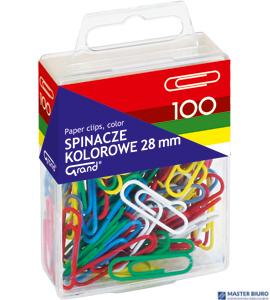 Spinacz okrągły R28  kolor T4 110-1139 GRAND