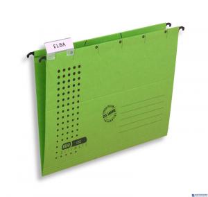 Teczka zawieszana CHIC A4 zielona ELBA 100552088