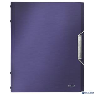 Teczka 12 przeródek A4 200k tytanowy błękit LEITZ STYLE 39960069