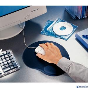 Podkładka żelowa pod mysz niebieska ESSELTE DATALINE 67107