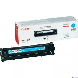Toner CANON (CRG-716C) niebieski 1500str LBP5050/5050n