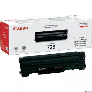 Toner CANON (CRG-728) czarny 2100str 3500B002AA