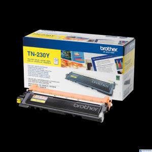 Toner BROTHER (TN-230Y) żółty 1400str HL3040/3070/DCP9010