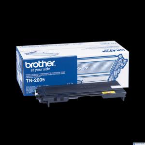 Toner BROTHER (TN-2005) czarny 1500str HL-2035