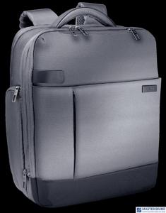 Plecak SMART na laptop 15.6 srebrno-szary LEITZ 60170084