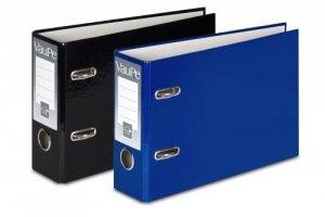 Segregator VauPe A5/7 podłużny niebieski 055/03