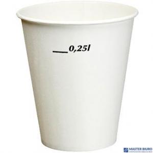 Kubki papierowe 250 ml (100 szt.) 45030 17869 kubek