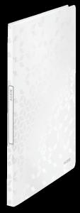 Album ofertowy LEITZ WOW A4 20 kieszeni biały 46310001