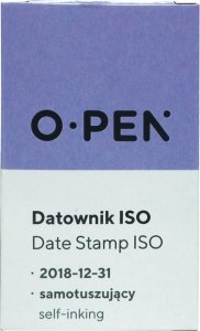 Datownik ISO   12/288 AMAA1404ISO OPEN