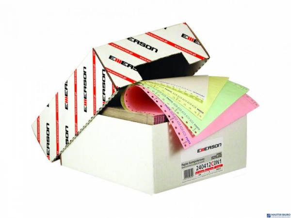 Papier składanka C250-2N 250212C0N1 EMERSON