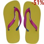 Klapki Havaianas TOP MIX Revival Yellow