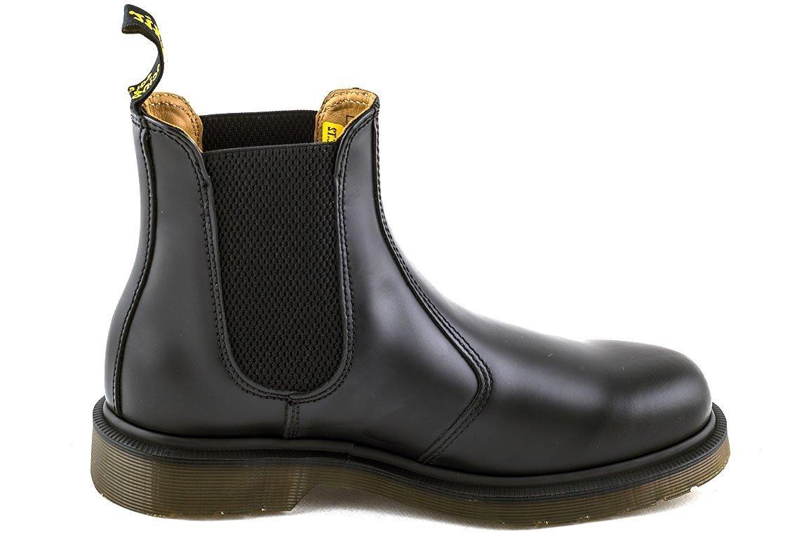 różnie nowe wydanie ujęcia stóp Sztyblety Dr. Martens 2976 Black Smooth