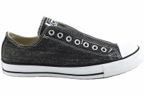 Trampki Converse CHUCK TAYLOR SLIP-ON OX Washed Black 147091C