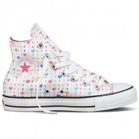 Trampki Converse CHUCK TAYLOR ALL STAR HI White Multi 537217C