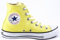 Trampki Converse CHUCK TAYLOR ALL STAR HI Light Yellow 136812C