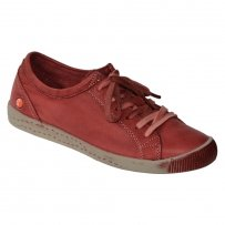 Trampki Softinos ISLA Red Washed