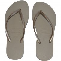 Klapki Havaianas SLIM Sand Grey/Lt Grey
