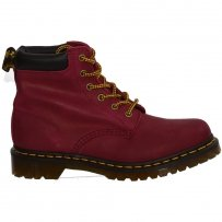 Trapery Dr. Martens 939 Deep Red Greasy Suede