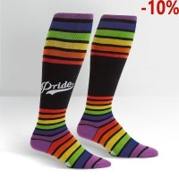 Podkolanówki SOCK IT TO ME STRETCH-IT Team Pride S0084