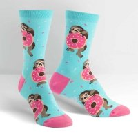 Skarpety damskie SOCK IT TO ME Snackin' Sloth W0100
