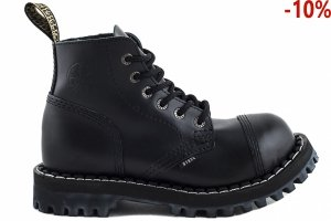 Glany Steel 127/128 Black