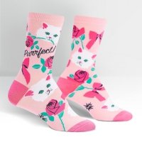 Skarpety damskie SOCK IT TO ME You're Purrfect W0169