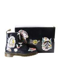 Buty Dr. Martens 1460 CHRIS LAMBERT Black+Multi Backhand 24243001