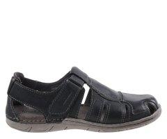 Sandały Josef Seibel PAUL 15 Schwarz Kombi Prato 43215768100