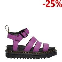 Sandały Dr. Martens BLAIRE Purple Hydro 26554501