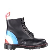 Buty Dr. Martens 1460 WHO Black Target Smooth 25268001 LIMITED EDITION