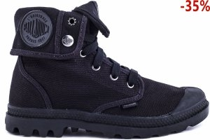 Buty Palladium BAGGY Black Black 92353060