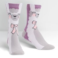 Skarpety damskie SOCK IT TO ME Gllama-rous W0173