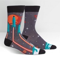Skarpety męskie Sock It To Me Launch from Earth MEF0289