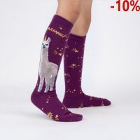 Skarpety dziecięce Sock It To Me Llamazing! JK0104