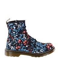 Buty Dr. Martens DELANEY Y Black Kelly Floral 22994403