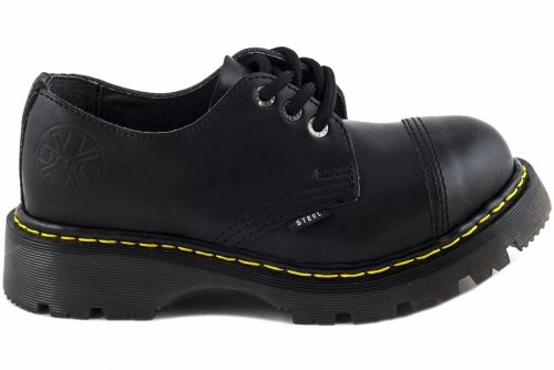 Glany Steel 101/102/CL Black