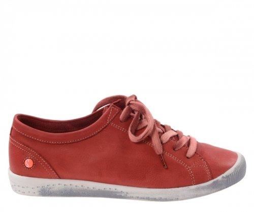 Półbuty Softinos ISLA Red Washed P900154554