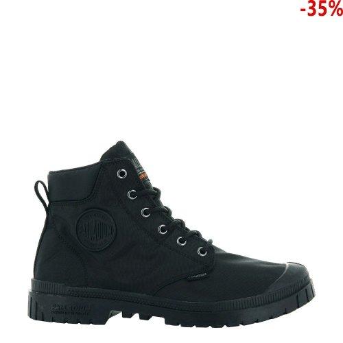 Buty Palladium PAMPA SP20 CUFF WP+ Black 76835008