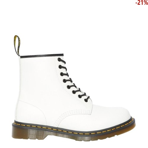 Buty Dr. Martens 1460 White Smooth 11822100