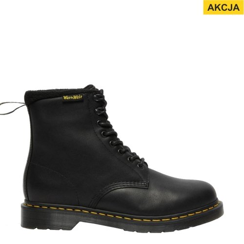 Buty Dr. Martens 1460 PASCAL WARMWAIR Black Valor WP 27084001 Ocieplane