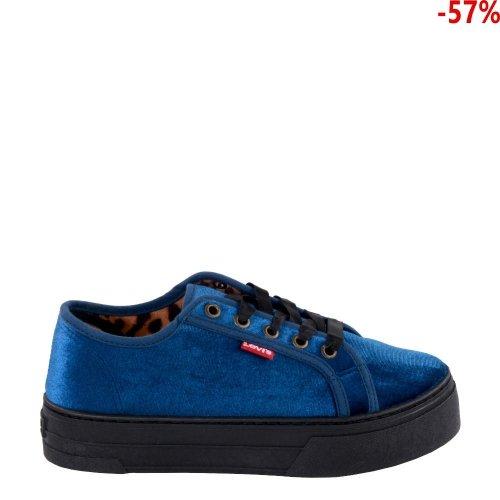 Tenisówki Levi's TIJUANA Dark Blue 23070483518