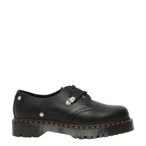 Buty Dr. Martens 1461 BEX STUD Black Fine Haircell 26960001