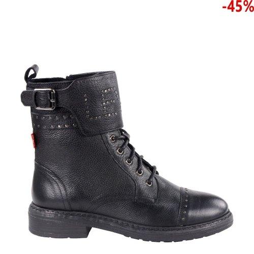 Botki Levi's SLY STUDS Regular Black 23068070059