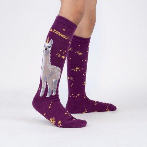 Skarpety dziecięce Sock It To Me Llamazing! JK0104